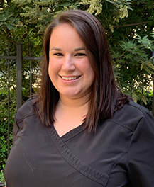 Headshot of Dental Assistant Megan